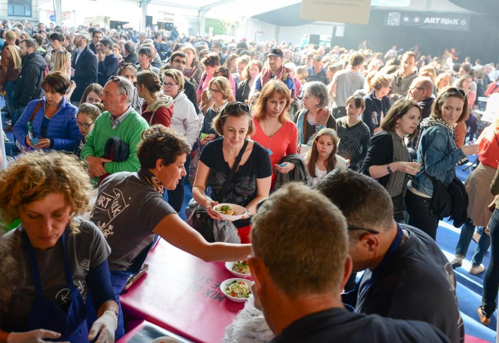 15000 Repas Servis Saint-Brieuc