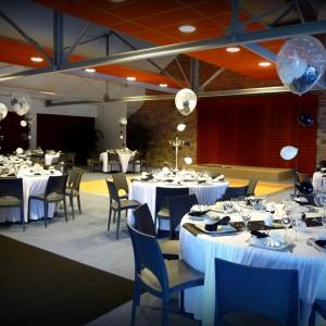 Salle 1 tables rondes mariage clessaveursdupenthievre