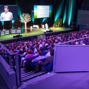 Auditorium vue en haut Saint-Brieuc