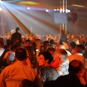 Diner gala halls Saint-Brieuc