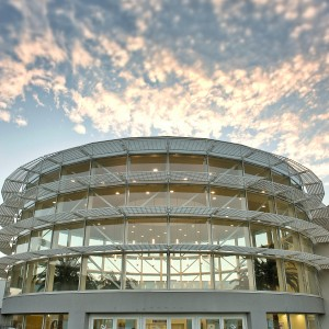 Exterieur Palais des Congres Saint-Brieuc