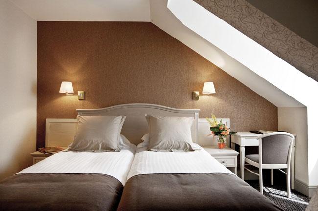 Hôtel Best Western Le Duguesclin ***