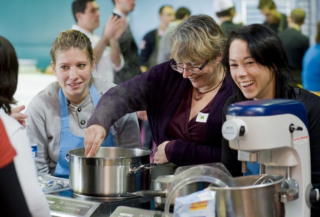 Challenge Cooking Team Saint-Brieuc