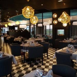 """Restaurant """"Boulevard des Rêves"""" attenant à l'hôtel"""