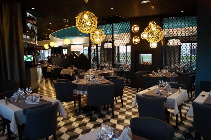 Restaurant Brit Hotel Plerin